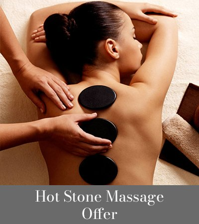 Hot Stone Massage Offer Image London Salons