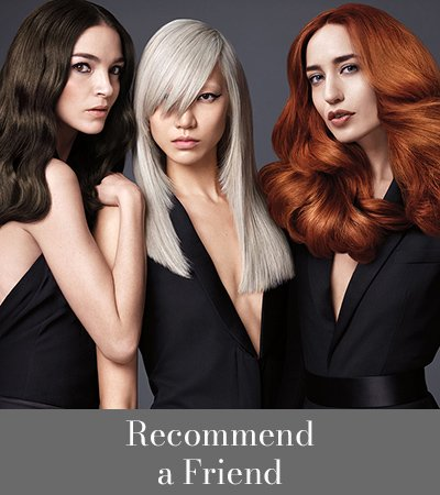 Recommend a Friend Image London Salons