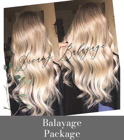 Balayage Full Works Package
