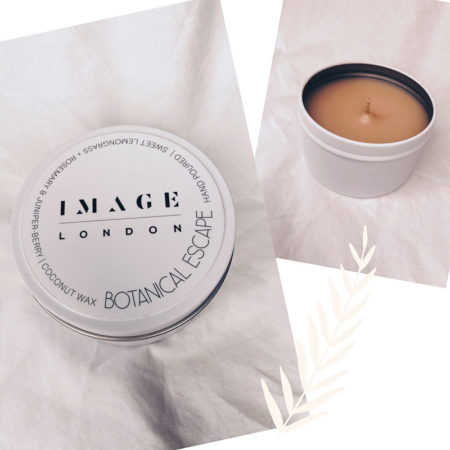 Botanical Escape Candle 16