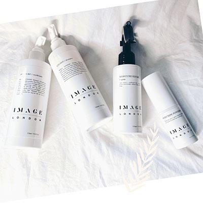 Hair Care Package Cleanse shampoo Moisture conditioner Moisture spray Volume powder